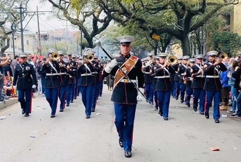 The 2d Marine Division Band from Camp Lejeune, N.C. is traveling to Wisconsin to appear in the 70th Appleton Flag Day Parade on Saturday, June 12...