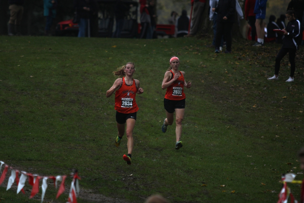 The Kaukauna girls' cross country team travelled to Brillion last week but with the same result the team has seen the past two years as five...