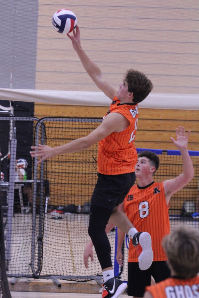 The Kaukauna boys' volleyball team continues to roll in 2021 as the Ghosts won yet another invite Saturday, this time in Middleton.The...
