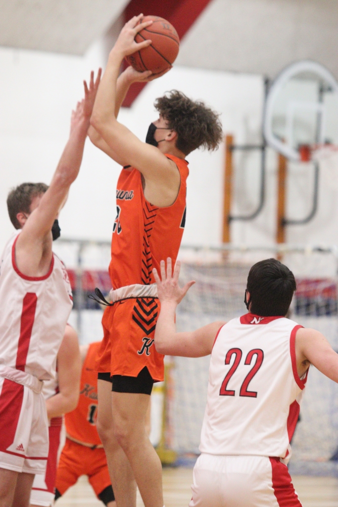 NEENAH — For Kaukauna to continue its season Friday night at Neenah, the worst thing that could have happened to the Ghosts was to get...