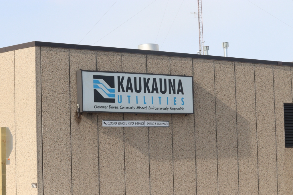 The familiar Kaukauna Utilities logo of water rushing through a hydroelectric power plant appears to be on its way out as part of a brand refresh...