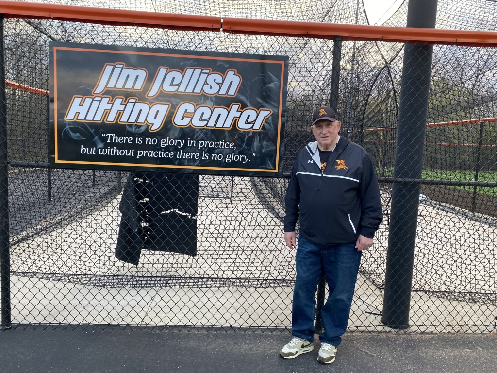 Jim Jellish joined the Kaukauna softball program when now-head coach Tim Roehrig took over around 2000. He was selected by the Milwaukee Braves in...