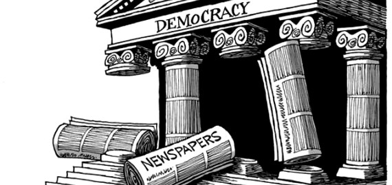 The media has failed to fulfill its constitutional purpose.Freedom of speech and freedom of the press was the basis for the first amendment. In...