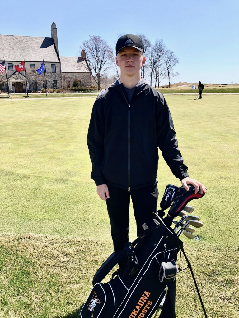 The Kaukauna boys' golf team cruised to Fox Valley Association wins over Oshkosh North and Hortonville last week before finishing fourth at...